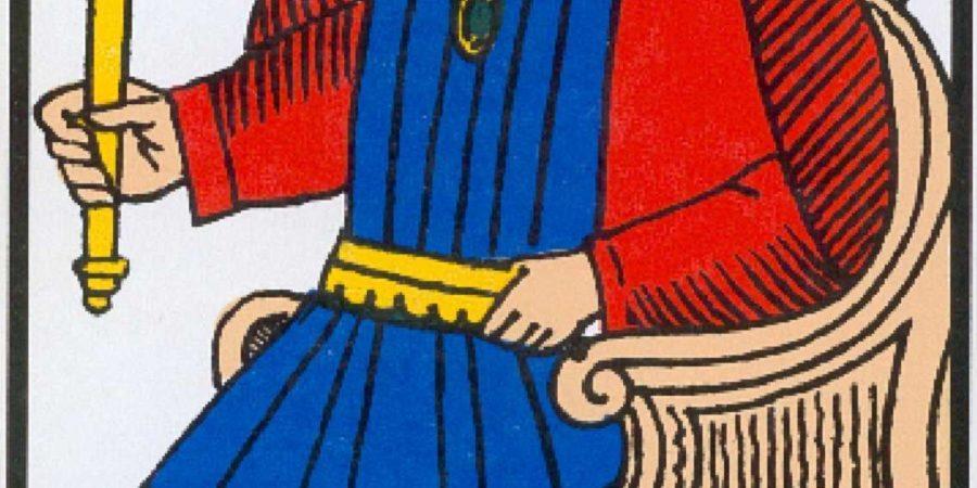 empereur association combinaison tarot l'empereur arcane 4