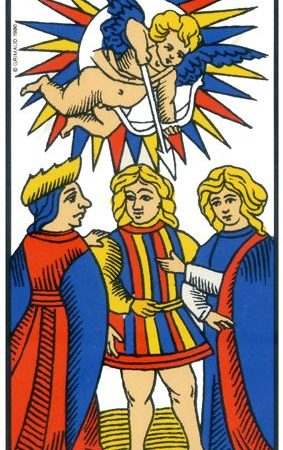 combinaison tarot force